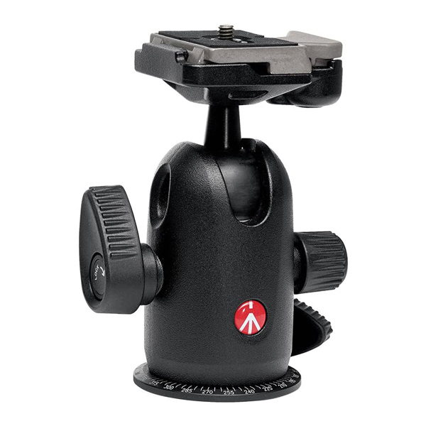 هد سه پایه مانفرتو Manfrotto 498RC2 Midi Ball Head