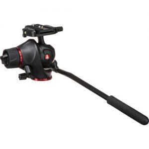 هد سه پایه مانفرتو Manfrotto MH055M8-Q5 Photo-Movie Tripod Head