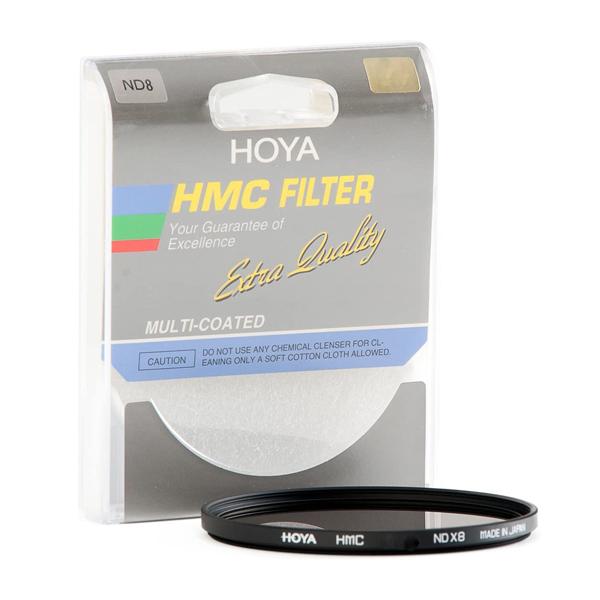 فیلتر لنز ان دی هویا HOYA Filter ND8 HMC 67mm