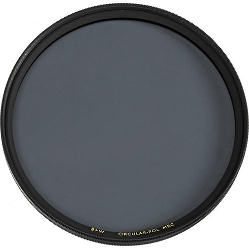فیلتر لنز پلاریزه اسلیم بی اند دبلیو B+W Circular Polarizer MRC Filter 52mm