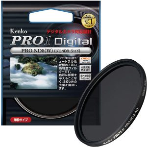فیلتر لنز ان دی کنکو Kenko Filter ND8 PRO1 52mm