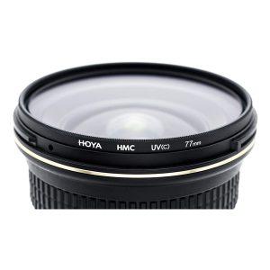 فیلتر لنز یووی کوتینگ دار هویا Hoya Filter UV HMC 77mm