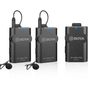 میکروفون بویا مدل BOYA BY WM4 PRO K2