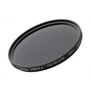 فیلتر لنز ان دی کنکو Kenko Filter ND8 PRO1 58mm