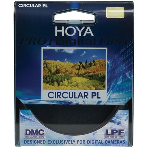 فیلتر لنز پلاریزه هویا Hoya PL-C Pro1 DMC Circular Polarizer Filter 58mm