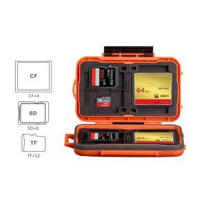 کیف ضد ضربه مموری Memory Bag SD & CF -LYNCA