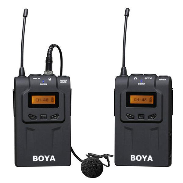 میکروفن بویا مدل Boya by – wm6