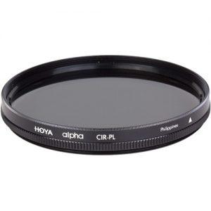 فیلتر لنز پلاریزه هویا Hoya Filter Polarizer 58mm