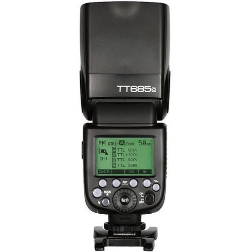 فلاش اکسترنال / فلاش روی دوربین کانن گودوکس مدل TT685-C TTL
