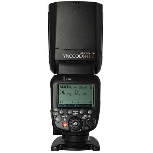 فلاش اکسترنال / فلاش روی دوربین کانن یانگنو مدل YN600EX-RT II