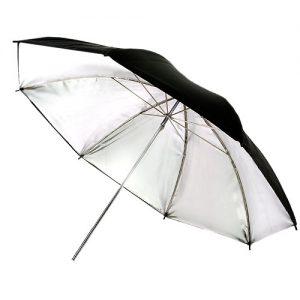 چتر استودیویی با قطر ۱۰۱ سانتیمتر Fomex Umbrella Silver 101cm
