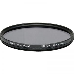 فیلتر لنز پلاریزه هویا Hoya PL-C Pro1 DMC Circular Polarizer Filter 77mm