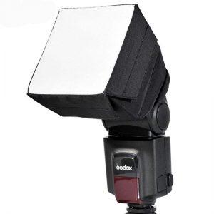 سافتباکس رو دوربینی گودکس Godox 15x20cm Softbox for Speedlite