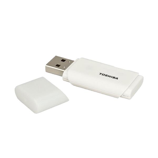 فلش مموری ۸G توشیبا USB Flash Hayabusa Toshiba 8GB USB 2