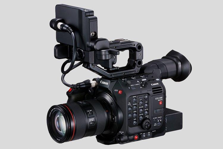 کانن EOS C300 Mark III رونمایی شد ; ویدئوی K4 با سرعت 120 فریم بر ثانیه ضبط کنید