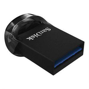 فلش مموری ۶۴G سن دیسک ۱/USB Flash Fit Sandisk 64GB USB 3