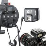 رادیو تریگر / رادیو فلاش گودوکس Godox X1C Trigger Flash (فرستنده و گیرنده)