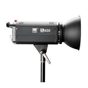 کیت فلاش چتری استودیویی ۴۰۰ ژول S&S TC-400