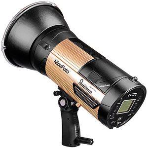 فلاش چتری استودیویی ۶۸۰ ژول NiceFoto Nflash 680A