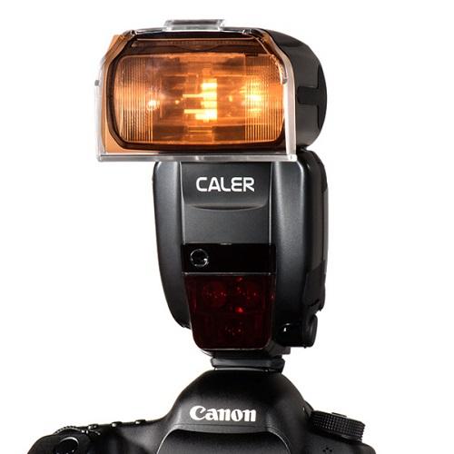 فلاش اکسترنال / فلاش روی دوربین کانن اسپیدلایت مدل jinbei 600C-TTL
