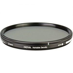 فیلتر لنز ان دی متغیر هویا Hoya Variable ND 3-400 Filter 58mm