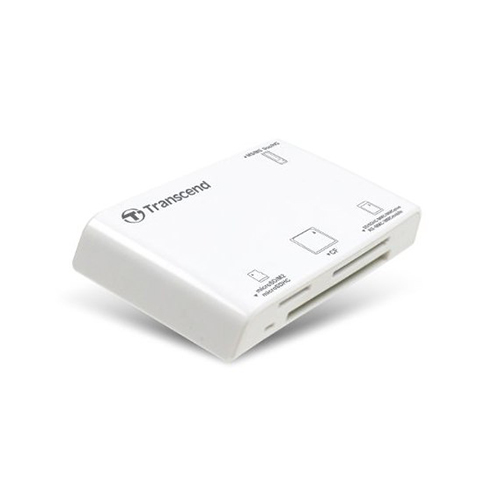 رم ریدر ترنسند Transcend P8 USB2 Card Reader