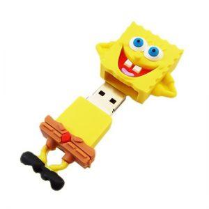 فلش مموری عروسکی ۸ گیگ وریتی مدل Flash Memory Verity T209 8GB USB2