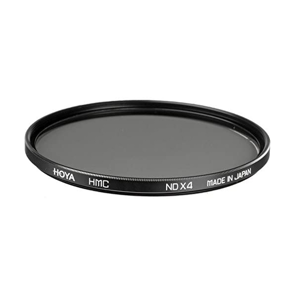 فیلتر لنز ان دی هویا Hoya HMC ND4 Filter 58mm