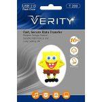 فلش مموری عروسکی ۱۶ گیگ وریتی مدل Flash Memory Verity T209 16GB USB2