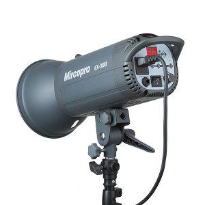 فلاش چتری استودیویی ۳۰۰ ژول Mircopro EX-300S