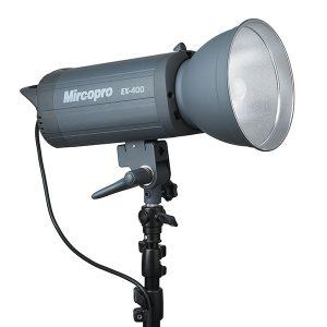 فلاش چتری استودیویی ۴۰۰ ژول Mircopro EX-400S
