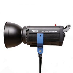 فلاش چتری استودیویی ۳۰۰ ژول Mettle Mars ۳۰۰ DR