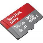رم میکرو اس دی سن دیسک ۱۶ گیگابایت ۹۸MB A1