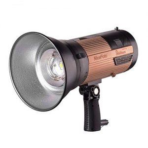 فلاش چتری پرتابل ۴۸۰ ژول NiceFoto Flash TTL 480A