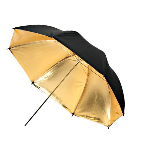 چتر استودیویی با قطر ۱۰۱ سانتیمتر Fomex Umbrella Gold 101cm