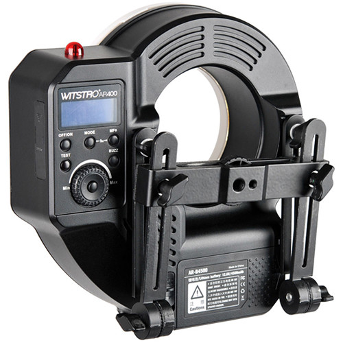 رینگ فلاش گودوکس مدل Godox Witstro Ring Flash AR400