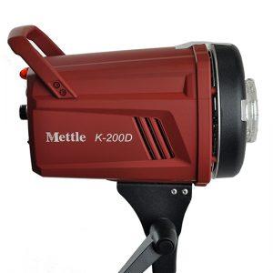فلاش چتری استودیویی ۲۰۰ ژول Mettle K-200-D
