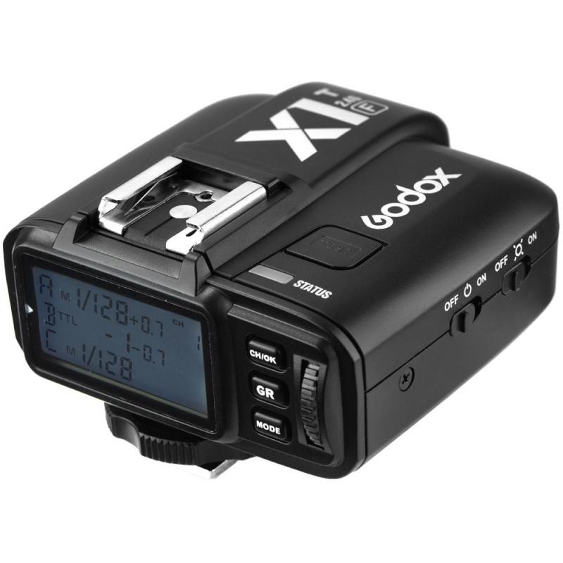 رادیو تریگر / رادیو فلاش گودوکس Godox X1C Trigger Flash (فرستنده برای کانن)