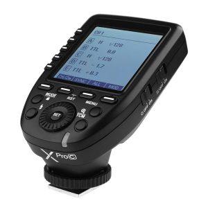 رادیو تریگر / رادیو فلاش گودوکس مدل Godox Xpro C