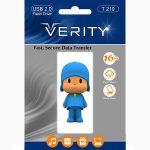 فلش مموری عروسکی ۱۶گیگ وریتی مدل Flash Memory Vreity T219 16GB USB2