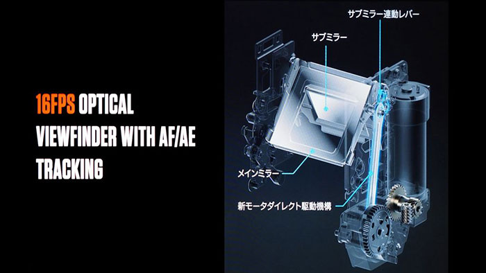 سریعترین DSLR جهان با تغییر در جعبه آینه، توسط کانن ساخته شد