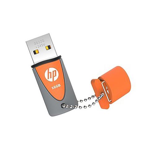 فلش مموری ۱۶G اچ پی USB Flash V245o HP 16GB USB 2