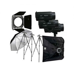 S&S 300J Studio Flash Kit TB-300