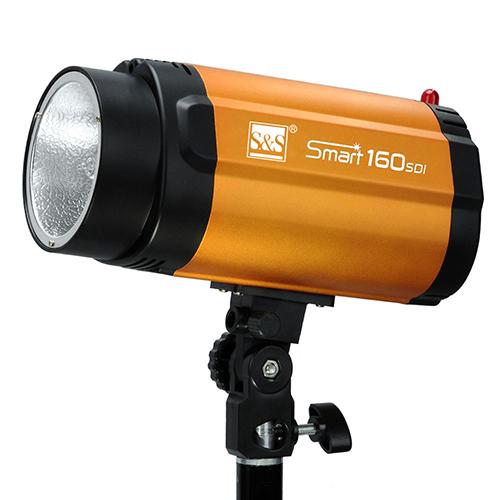 فلاش چتری استودیویی ۱۶۰ ژول S&S Smart-160