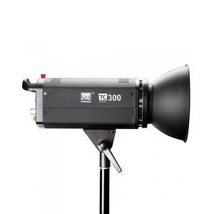 کیت فلاش چتری استودیویی ۳۰۰ ژول S&S TC-300