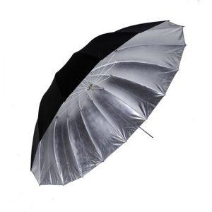 چتر آتلیه داخل نقره ای ۱۲۰ سانتی متر فوتیکس