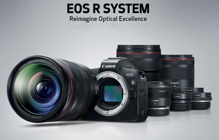 احتمال عرضه جدیدترین دوربین های سری EOS R کانن ، در سال 2021