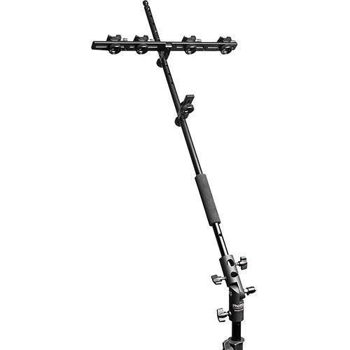 پایه بوم Phottix Multi Boom and Varos II BG Combo (71cm28)