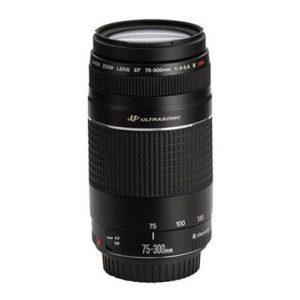 لنز دوربین Canon EF 75-300 mm F/4.0-5.6 III