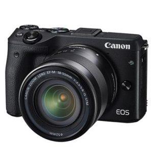 دوربین عکاسی بدون آینه کانن مدل EOS M3